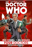 Doctor Who Comics Event: Four Doctors - TPB/Graphic Novel